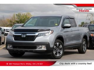 Used 2019 Honda Ridgeline Touring   Navigation, Power Moonroof for sale in Whitby, ON