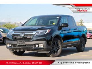 Used 2019 Honda Ridgeline Sport   Air Conditioning, Heated Front Seats for sale in Whitby, ON