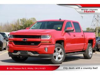 Used 2018 Chevrolet Silverado 1500 LT for sale in Whitby, ON