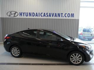 Used 2016 Hyundai Elantra SE for sale in St-Hyacinthe, QC