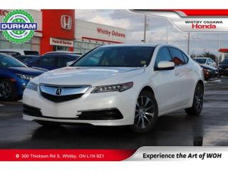 Used 2015 Acura TLX Base for sale in Whitby, ON