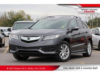 Used 2016 Acura RDX Base for sale in Whitby, ON
