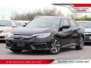 Used 2018 Honda Civic EX | Power Sunroof, Bluetooth for sale in Whitby, ON