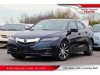 Used 2016 Acura TLX w/Technology Package for sale in Whitby, ON