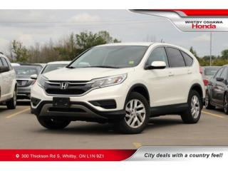 Used 2015 Honda CR-V SE | Heated Front Seats, Bluetooth for sale in Whitby, ON
