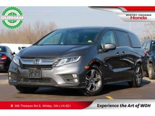 Used 2019 Honda Odyssey EX | Power Moonroof, HondaVAC for sale in Whitby, ON