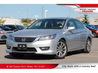 Used 2015 Honda Accord Sport | Air Conditioning, Heated Front Seats for sale in Whitby, ON
