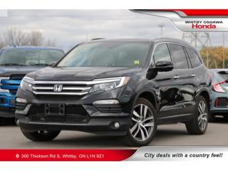 Used 2017 Honda Pilot Touring | Navigation, Power Moonroof for sale in Whitby, ON
