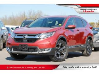 Used 2018 Honda CR-V Touring | Navigation, Power Moonroof for sale in Whitby, ON