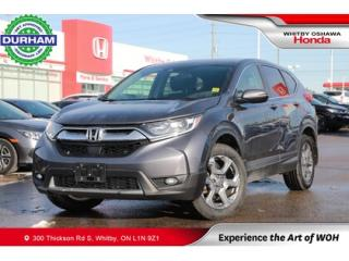 Used 2017 Honda CR-V EX | Heated Front Seats, Power Moonroof for sale in Whitby, ON
