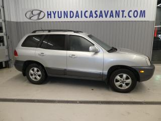 Used 2006 Hyundai Santa Fe GL AWD for sale in St-Hyacinthe, QC