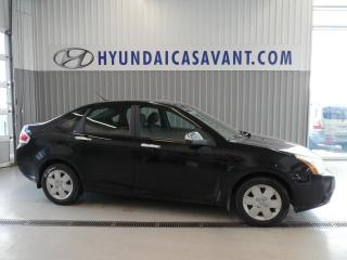 Used 2010 Ford Focus SE for sale in St-Hyacinthe, QC