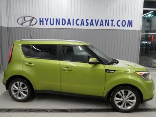Used 2015 Kia Soul EX for sale in St-Hyacinthe, QC