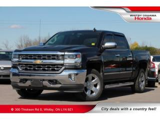 Used 2016 Chevrolet Silverado 1500 LTZ for sale in Whitby, ON
