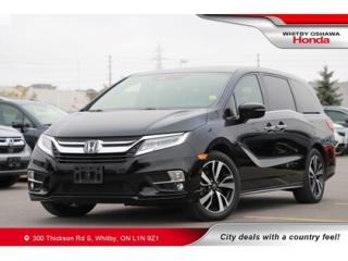 Used 2018 Honda Odyssey Touring | Navigation, Power Moonroof for sale in Whitby, ON
