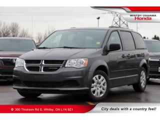 Used 2016 Dodge Grand Caravan SE/SXT for sale in Whitby, ON
