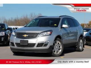Used 2015 Chevrolet Traverse LT 1LT for sale in Whitby, ON