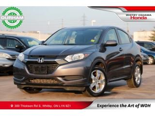 Used 2016 Honda HR-V LX | Bluetooth, Air Conditioning for sale in Whitby, ON