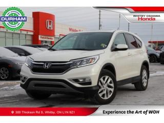 Used 2015 Honda CR-V EX-L | Leather, Power Moonroof for sale in Whitby, ON