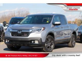 Used 2019 Honda Ridgeline Sport | Power Sunroof, Rearview Camera for sale in Whitby, ON