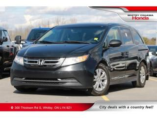 Used 2017 Honda Odyssey SE | Air Conditioning, Rearview Camera for sale in Whitby, ON