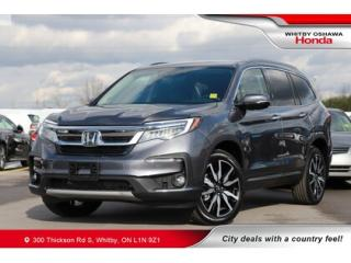 Used 2019 Honda Pilot Touring 7P | Navigation, Power Moonroof for sale in Whitby, ON