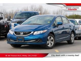 Used 2015 Honda Civic LX | Bluetooth, Heated Front Seats for sale in Whitby, ON