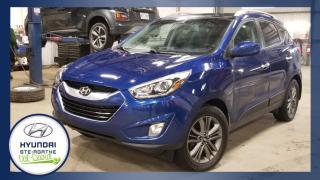Used 2014 Hyundai Tucson GLS 4 portes TA BA for sale in Val-David, QC
