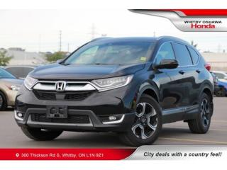 Used 2019 Honda CR-V Touring AWD   Navigation, Power Moonroof for sale in Whitby, ON