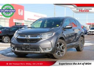 Used 2017 Honda CR-V Touring | Navigation, Power Moonroof for sale in Whitby, ON