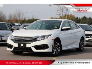 Used 2018 Honda Civic SE | Heated Front Seats, Bluetooth for sale in Whitby, ON
