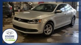 Used 2011 Volkswagen Jetta Modèle Comfortline 4 portes 2,0L boîte a for sale in Val-David, QC