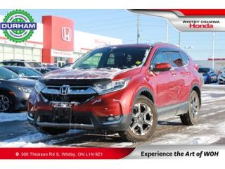 Used 2017 Honda CR-V Touring | Power Moonroof, Navigation for sale in Whitby, ON