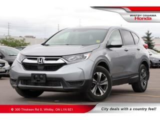 Used 2018 Honda CR-V LX for sale in Whitby, ON