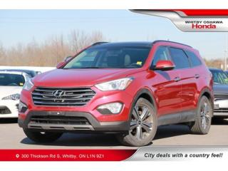 Used 2016 Hyundai Santa Fe XL AWD 4dr 3.3L Auto Limited Adventure Ed w-6-Pass for sale in Whitby, ON