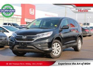 Used 2015 Honda CR-V SE for sale in Whitby, ON