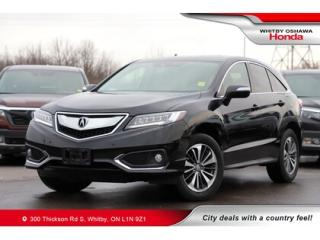 Used 2018 Acura RDX SH-AWD for sale in Whitby, ON