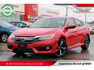 Used 2018 Honda Civic Touring for sale in Whitby, ON
