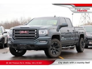 Used 2018 GMC Sierra 1500 4WD Double Cab 143.5  SLE for sale in Whitby, ON