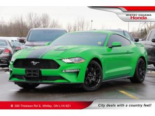 Used 2019 Ford Mustang - for sale in Whitby, ON
