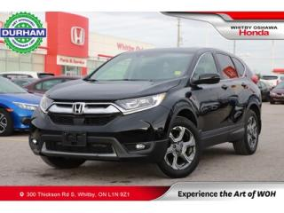 Used 2017 Honda CR-V AWD 5DR EX-L for sale in Whitby, ON
