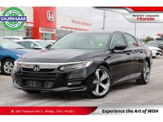 Used 2019 Honda Accord Touring 2.0T for sale in Whitby, ON