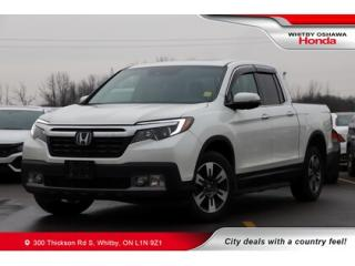 Used 2018 Honda Ridgeline Touring Awd for sale in Whitby, ON