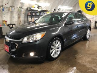 Used 2014 Chevrolet Malibu 2LT * Power sunroof *  Leather interior *  Remote start * On star * Power drivers seat * Heated front seats * Automatic projection headlights with fog for sale in Cambridge, ON