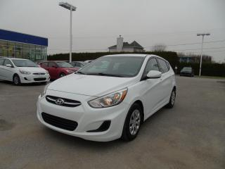 Used 2015 Hyundai Accent Voiture à hayon, 5 portes, boîte automat for sale in Joliette, QC