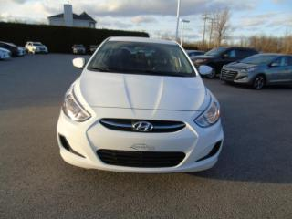 Used 2016 Hyundai Accent Voiture à hayon, 5 portes, boîte automat for sale in Joliette, QC
