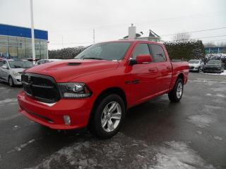 Used 2018 RAM 1500 Night cabine simple 4x4 caisse de 6 pi 4 for sale in Joliette, QC