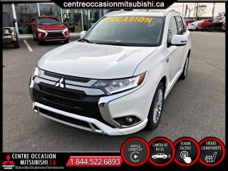 Used 2019 Mitsubishi Outlander SE S-AWC PHEV LIMITED APPLE CAR PLAY for sale in St-Jérôme, QC