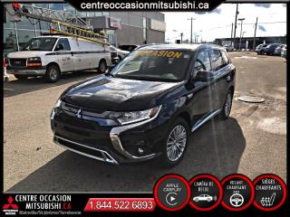 Used 2019 Mitsubishi Outlander SE S-AWC PHEV LTD EDITION camera de recu for sale in St-Jérôme, QC
