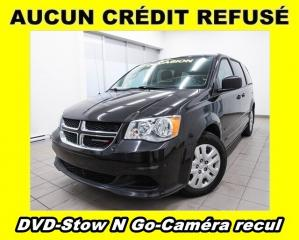 Used 2014 Dodge Grand Caravan SE/SXT STOW N GO CAMÉRA RECUL *DVD* for sale in Mirabel, QC